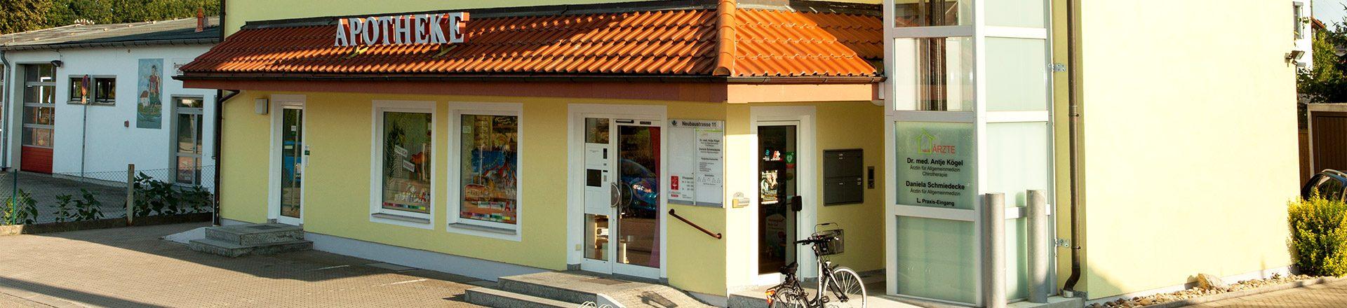 Die Apotheke in Ittling bei Straubing