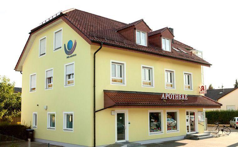 Die Apotheke in Straubing / Ittling